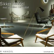Skal du købe brugte designermøbler på Dba.dk eller lign. handelsportaler?