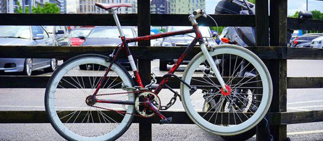 Slutseddel på en privat cykel handel