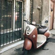 Skal du købe en scooter privat.
