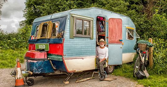 Online Slutseddel campingvogn med NemID